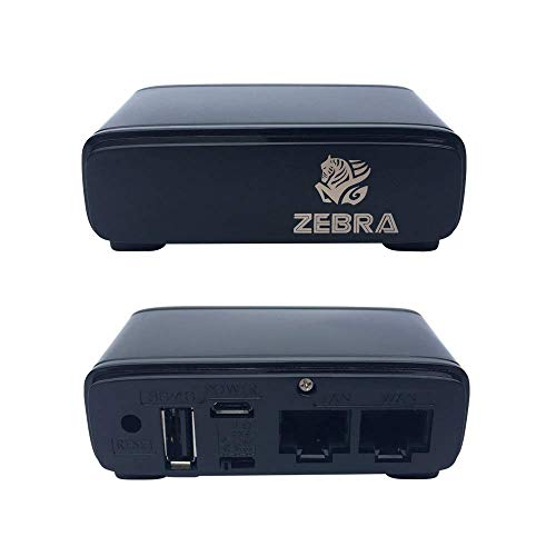 VPN Router by Zebra with 1-Year VPN Subscription - WiFi Security and Privacy, Protect All Devices and Unblock Sites, Multiple Devices, Travel, Global, Mac, PC, iOS, Android (Best Vpn To Unblock Sites)