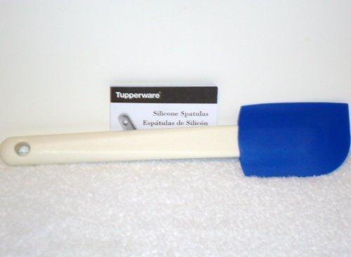 Tupperware Saucy Silicone Spatula Pure Blue
