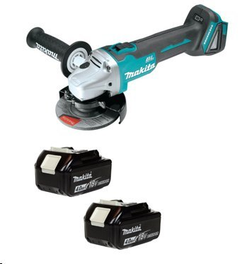 Makita XAG03Z 18V 4-1/2 inch Brushless Cut-Off/Angle Grinder