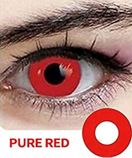 538872d02e1 NET TOYS Coloured Contact Lenses Devil