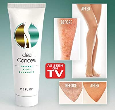 Ideal Conceal As Seen on TV- Get instant flawless and youthful looking skin! - Cream for legs and entire body - NEW!!
