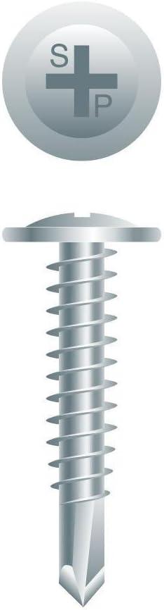 100 8x2-1//2 Phillips Modified Truss Zinc