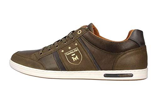 Basses Pantofola D'oro 52a Homme Uomo Mondovi Olive Sneakers 10191066 Low U1UwX
