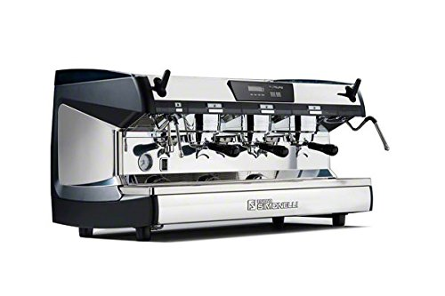 Nuova Simonelli Aurelia II Digital 3 Group Espresso Machine MAUREIIVDG03ND0001 with Free Espresso Starter Kit and 3M Water Filter System