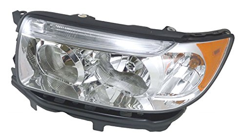 Headlight Headlamp Driver Side Left LH for 06-08 Subaru Forester