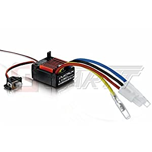 GARTT® HobbyWing QuicRun WP 1060 Brushed 1:10 60A Electronic Speed Controller ESC Switch Mode BEC New Version