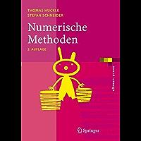 Numerische Methoden: Eine Einführung für Informatiker, Naturwissenschaftler, Ingenieure und Mathematiker (eXamen.press)