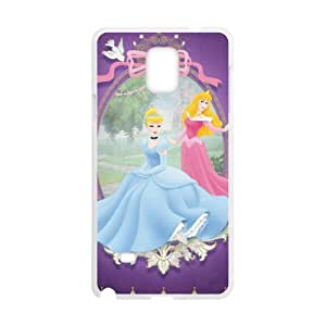Happy Charming Snow White Cell Phone Case for Samsung Galaxy Note4