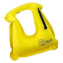 Generic Ultralight Snorkeling Inflatable Child Life Jackets Buoyancy Vest Swimwear