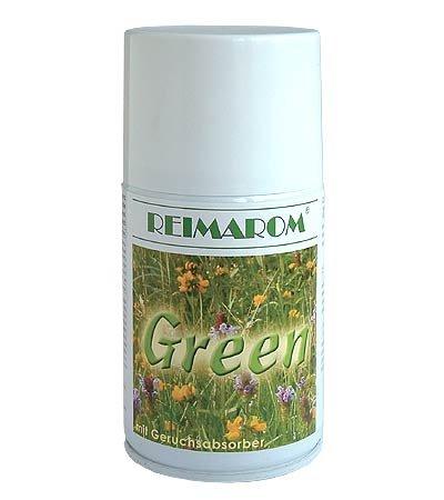 Duftspray Green 250 ml zur Raumbeduftung mit Geruchsentferner