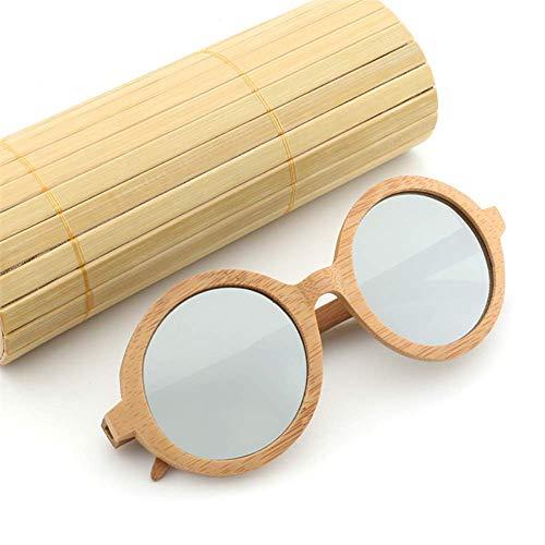 Lunettes et métal B Bambou Hommes de ZhongYi charnière Femmes de Soleil polarisées 6dfqzZw