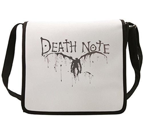 CherishL® Death Note Cartoon Anime Backpack Messenger Bag Shoulder School Bag