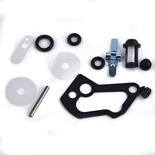 Juego de 2 kits de reparaci/ón de carburador doble para Mikuni SeaDoo 50 717 720 787 800 SP GS GTX HX XP SPX GTS