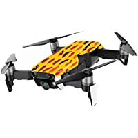 MightySkins Skin for DJI Mavic Air Drone - Feathers | Min Coverage Protective, Durable, and Unique Vinyl Decal wrap cover | Easy To Apply, Remove, and Change Styles | Made in the USA