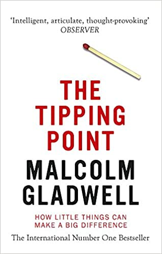 Amazon the tipping point how little things can make a big amazon the tipping point how little things can make a big difference malcolm gladwell livres fandeluxe Choice Image