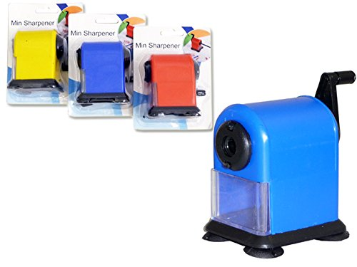 Pencil Sharpener , Case of 72 by DollarItemDirect