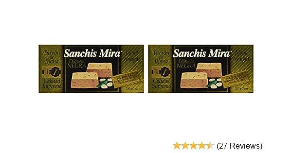 Sanchis Mira Turron Jijona 200 grs (7oz.) - Pack of 2: Amazon.com: Grocery & Gourmet Food