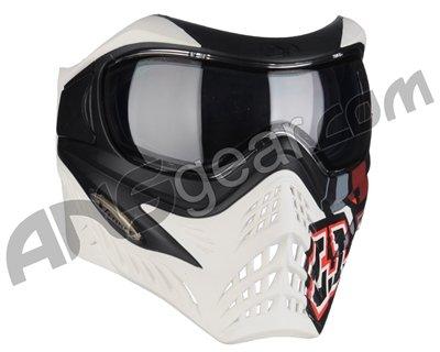 V-Force Grill Paintball Mask SE GI Logo White