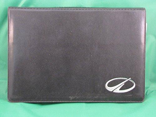 1999 Oldsmobile Bravada SUV Owner's Manual