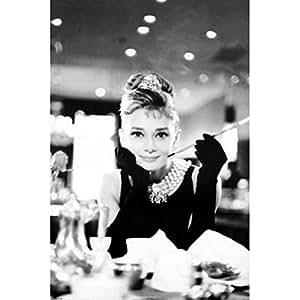 Póster Audrey Hepburn