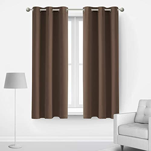 [Amazon.ca] $9.99 Deconovo Room Darkening Thermal Insulated Blackout Grommet Window Curtain Panel Sets of 2