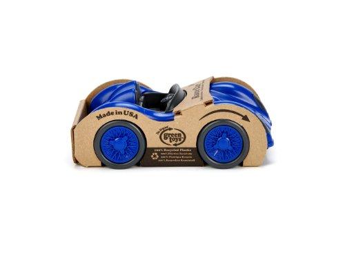 Green Toys Race Car, Blue