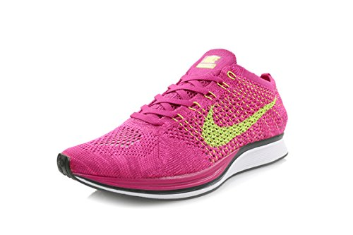 Fireberry Entrainement Flash Volt Racer Homme pink Flyknit Nike Chaussures De Running nw0CvXxO