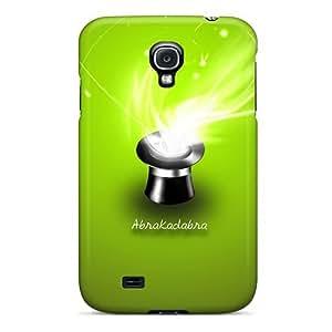 Series Skin Case Cover For Galaxy S4(abrakadabra)