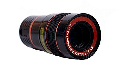 Universal 8X Telescope Microscope Lens - 5