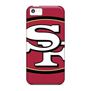 meilz aiaiAwesome Case Cover/iphone 5c Defender Case Cover(san Francisco 49ers)meilz aiai