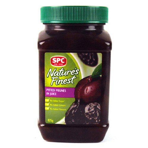 Natures Finest Pitted Prunes In Juice 825G