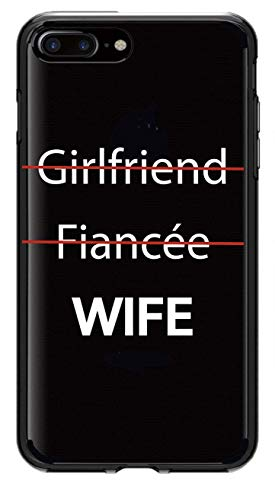 Shark Girlfriend/fiancee/wife&Boyfriend/fiance/husband Matching Couple Cases for(wife: iphone 6 plus/iphone 6s plus) (Iphone 6 Plus Covers His & Hers)