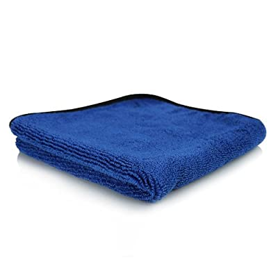 Chemical Guys MIC_1102_01 Monster Extreme Thickness Microfiber Towel, Blue (16 in. x 24 in.): Automotive