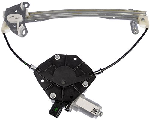 Dorman 748-045 Rear Passenger Side Power Window Regulator and Motor Assembly for Select Honda ()