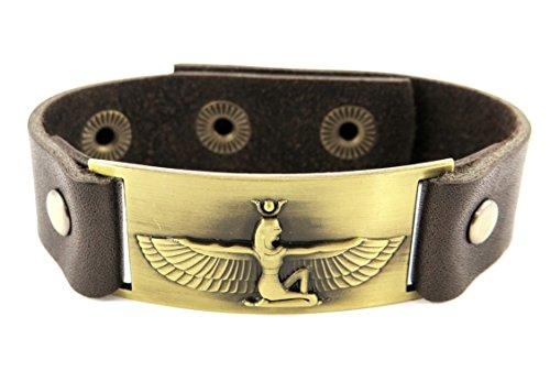 1000K' ways Designs Isis Bracelet, Leather, ()