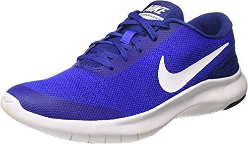 promesa Acción de gracias fusión  Buy Nike Men's Flex Experience Rn 7 H.Royal/Wht-R.Blue Running Shoes-6 UK ( 39 EU)(6.5 US) (908985-401) at Amazon.in