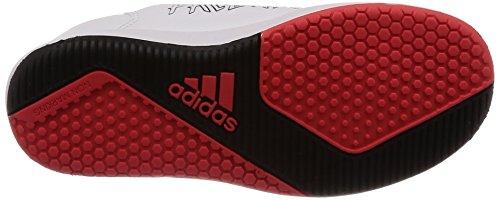 adidas Altaturf Predator K, Zapatillas de Deporte Unisex Adulto Blanco (Ftwbla/Ftwbla/Ftwbla 000)