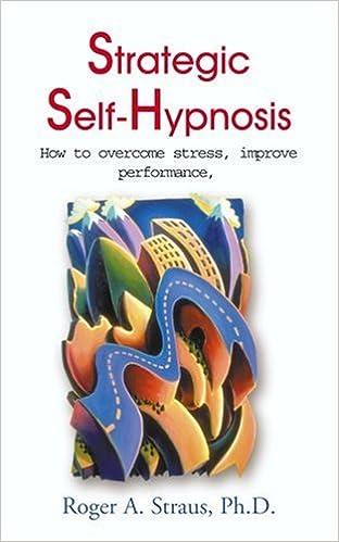 Amazon com: Strategic Self-Hypnosis: How to Overcome Stress