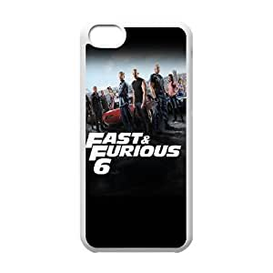 Fast And Furious 6 Cast Iphone 5C Cell Phone Case White GY0C2KC7
