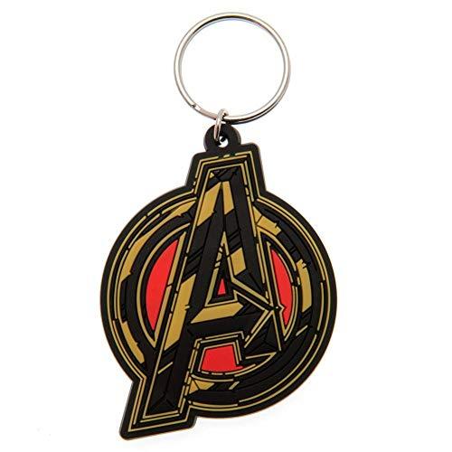 Pyramid International Avengers Infinity War Rubber Keychain Avengers Symbol 6 -