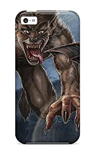 New Style 5727936K69670461 Forever Collectibles Werewolf Hard Snap-on Iphone 5c Case