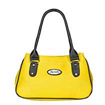Fostelo Angelia Womens Handbag Yellow