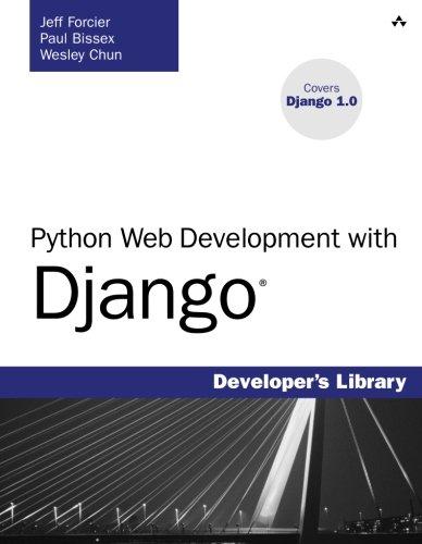 Python Web Development with
