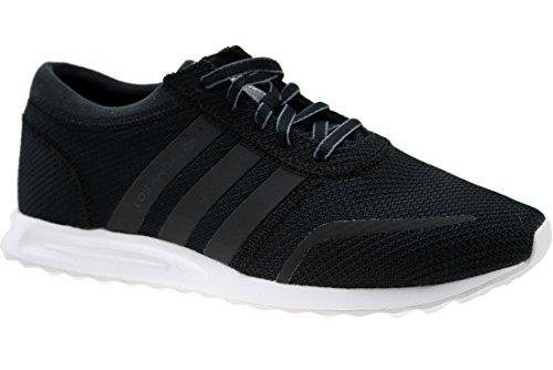 Adidas Originals Enfants Unisexe Chaussures De Sport Los Angeles, Noir Bleu