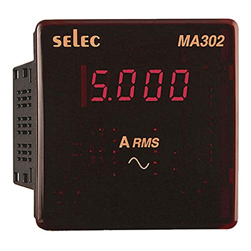 Selec MA 302 Digital Ammeter (Pack of 2)