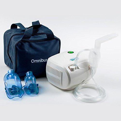 Omnibus BR CNB Nuevo inhalador Aparato para inhalación de medicamentos líquidos con