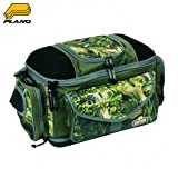 Plano Fishauflauge Bag with 4-3750 Stowaways Bass Print