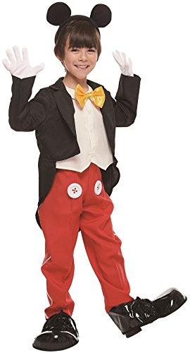 Home ...  sc 1 st  Funtober & Disney Mickey Mouse Costume - Boyu0027s L Size - Funtober
