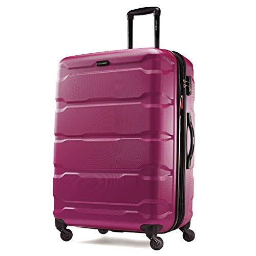 Samsonite Omni PC 28'' Spinner Luggage Radiant Pink by Samsonite
