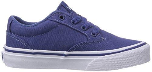 Vans Winston - Zapatillas de deporte Unisex bebé azul - Blau ((Canvas) stv na F9N)